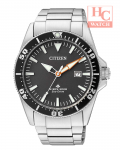 Citizen BN0100-51E Men's Watch XL Promaster Sea Eco-Drive Diver Analogue Stainless Steel