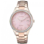 ECO-DRIVE LADIES EO1183-84X