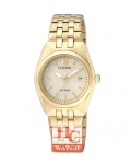 ECO-DRIVE LADIES EW2292-67P