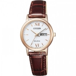 ECO-DRIVE LADIES EW3252-07AB