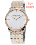 FREDERIQUE CONSTANT FC-200V5S32B White Dial Two-tone Men's Watch