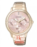 ECO-DRIVE LADIES FD2033-52W