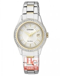 ECO-DRIVE LADIES FE1124-82A