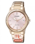 ECO-DRIVE LADIES FE6053-57W