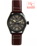 NEW ORIENT STAR: Mechanical Sports Watch, Leather Strap - 41.0mm (RE-AU0202N)
