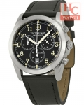 Victorinox Swiss Army Infantry Vintage 241578 Chronograph Gray Dial Men's Watch