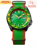 SEIKO 5 Sports SRPF23K1 Street Fighter V Limited Edition Blanka Automatic